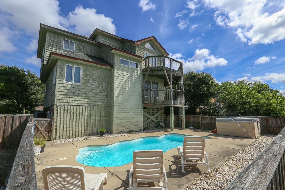 Outer Banks Vacation Rentals - 1009 - A SEA-NIC ESCAPE