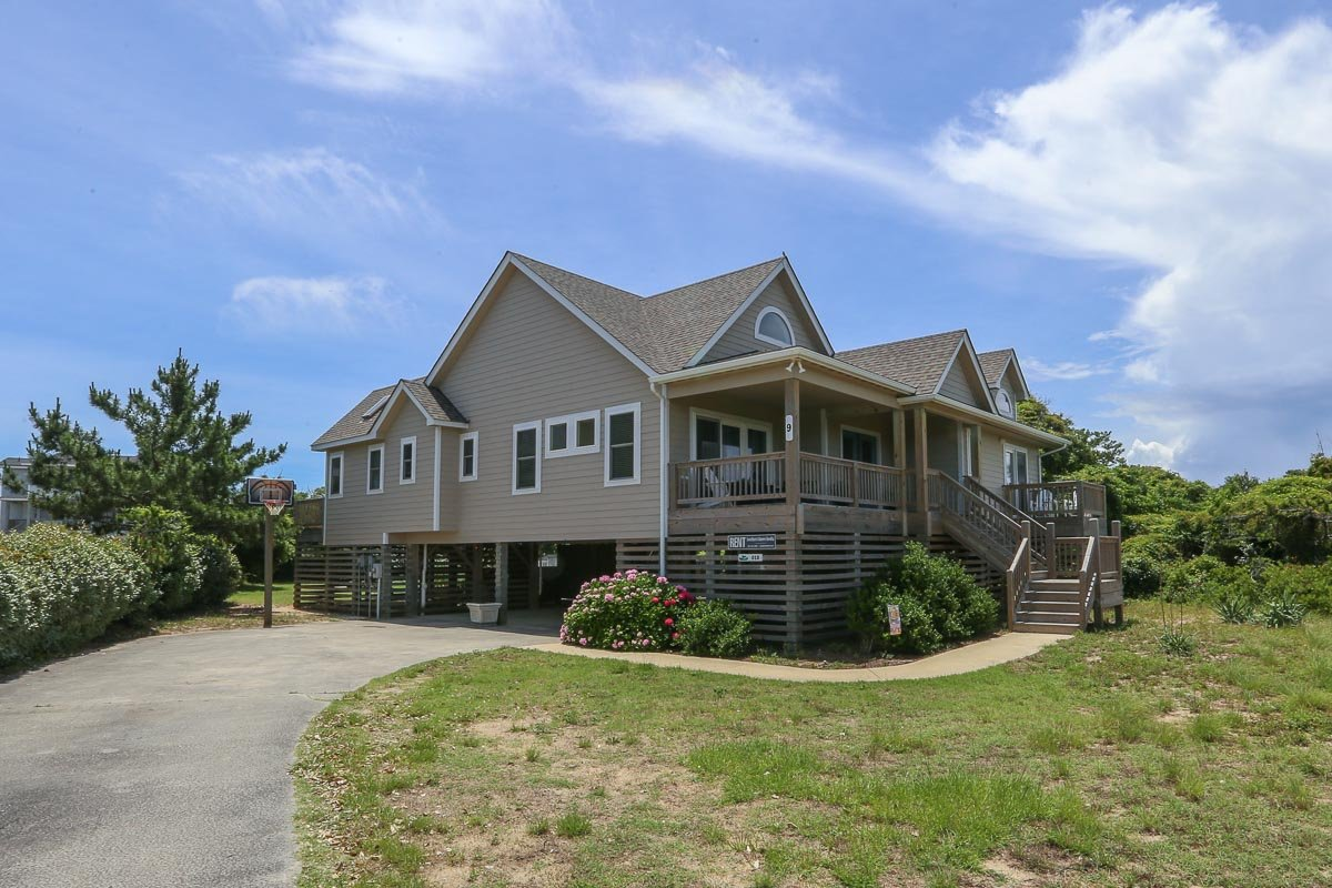 Outer Banks Vacation Rentals - 0010 - BEACH DAZE