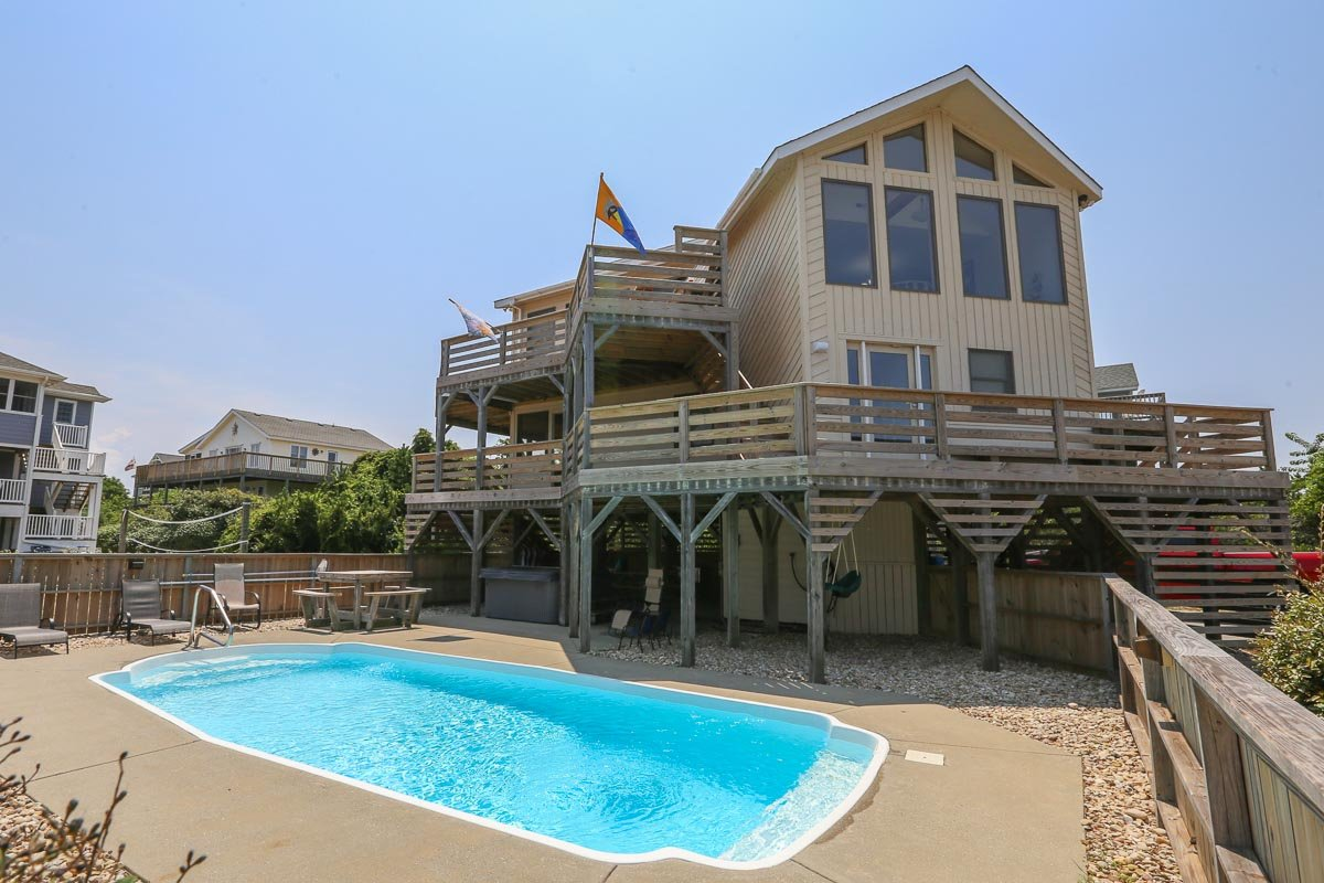 Outer Banks Vacation Rentals - 0987 - ABSOLUTE RELAXATION