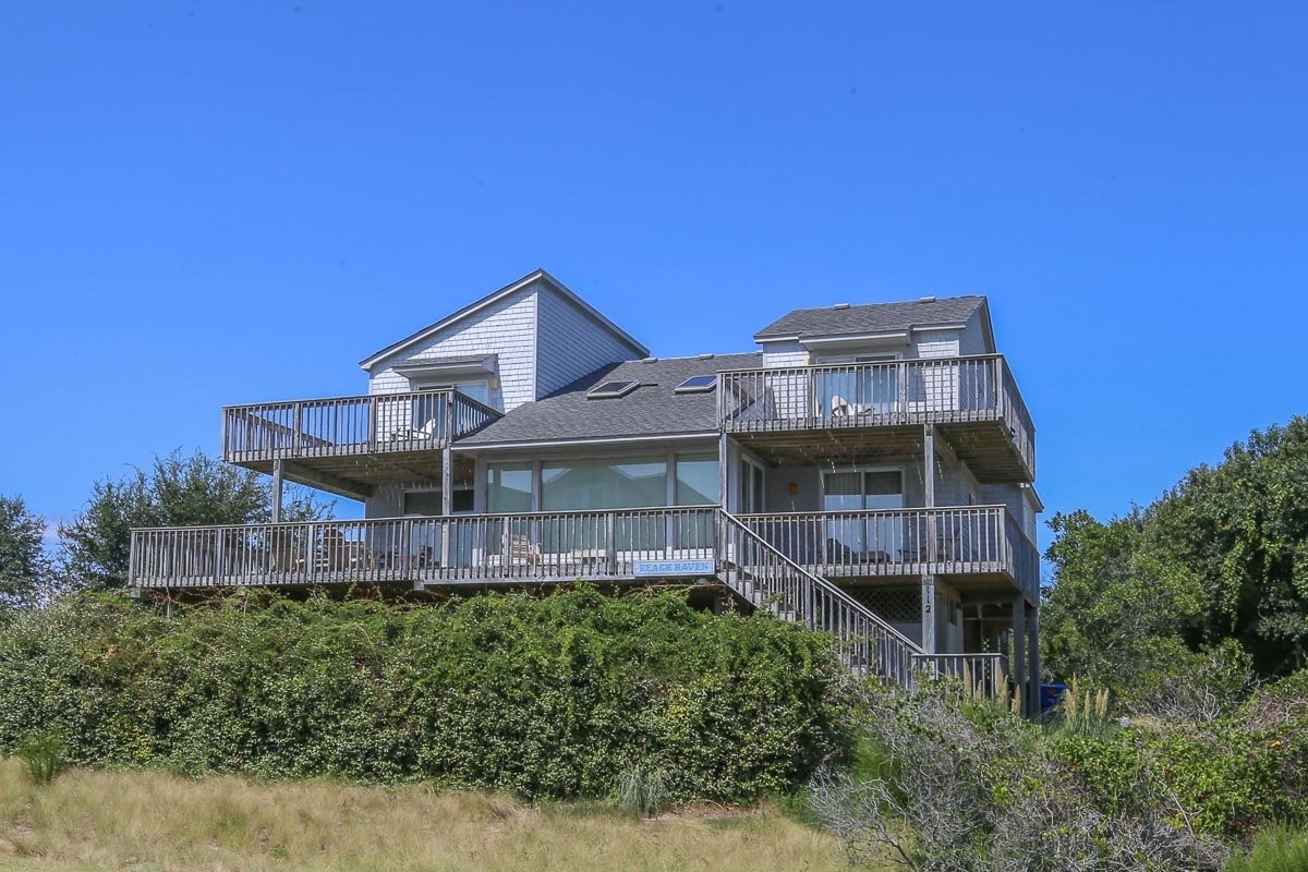 Outer Banks Vacation Rentals - 1128 - BEACH HAVEN