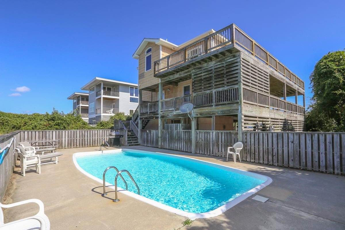 Outer Banks Vacation Rentals - 0741 - ANNS GETAWAY
