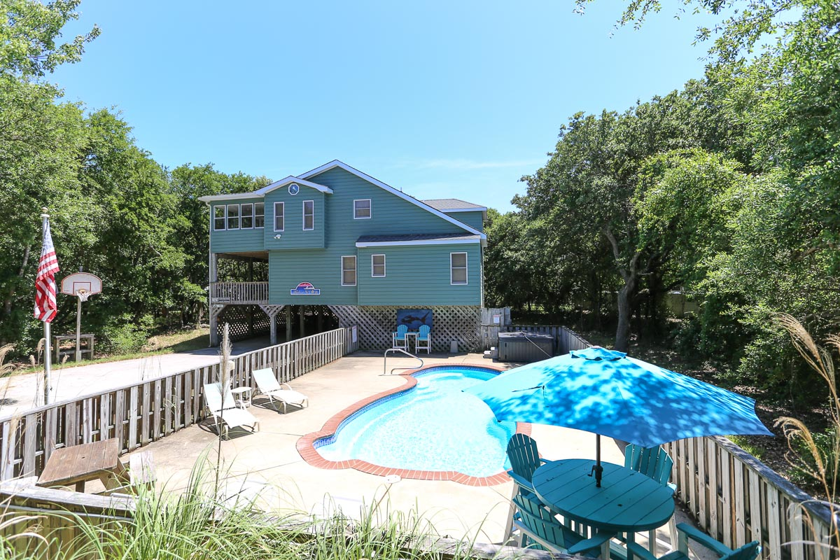 Outer Banks Vacation Rentals - 0193 - BLUE STAR