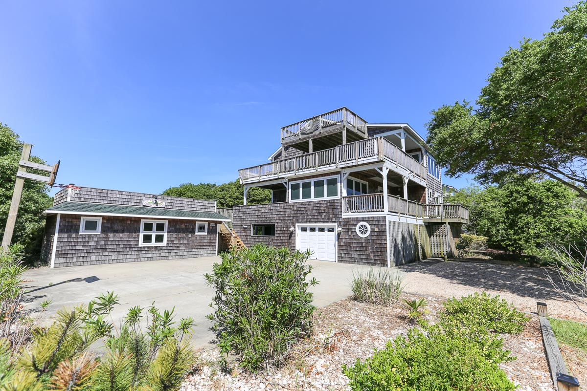 Outer Banks Vacation Rentals - 0943 - CADDYSHACK
