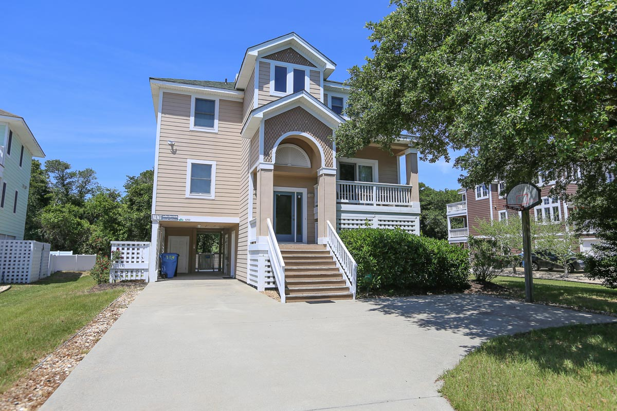 Outer Banks Vacation Rentals - 1253 - DUCK-N-WORK