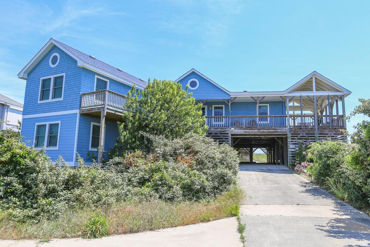 Outer Banks Vacation Rentals - 0445 - BLUE MOON