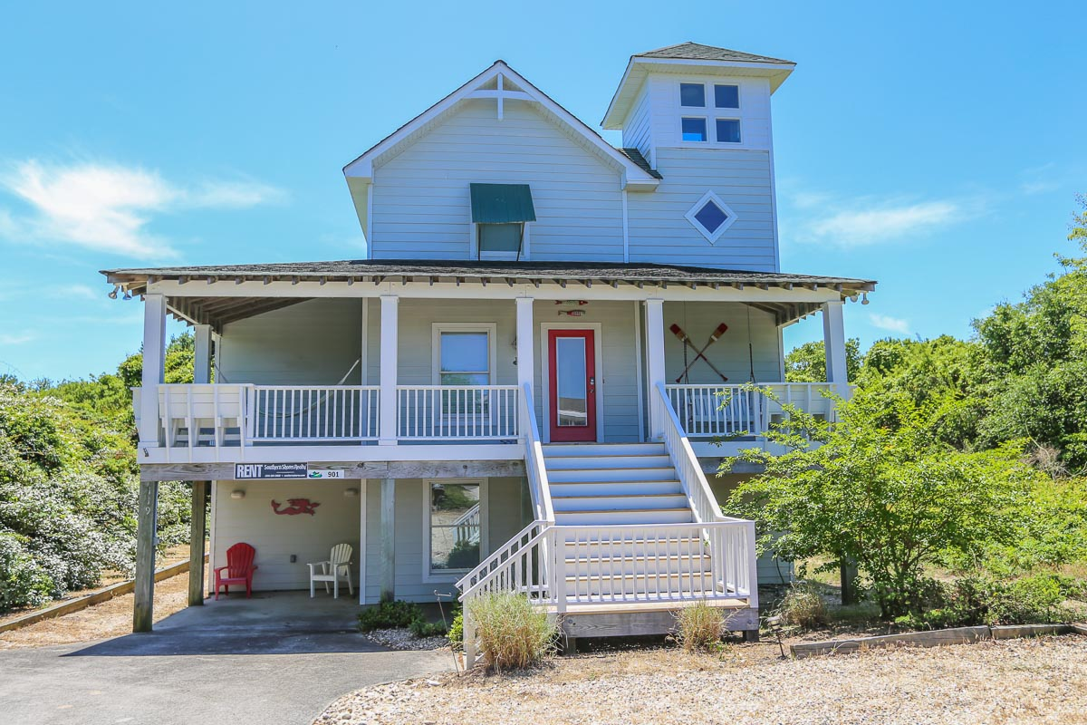 Outer Banks Vacation Rentals - 0901 - DECKED OUT DUCK