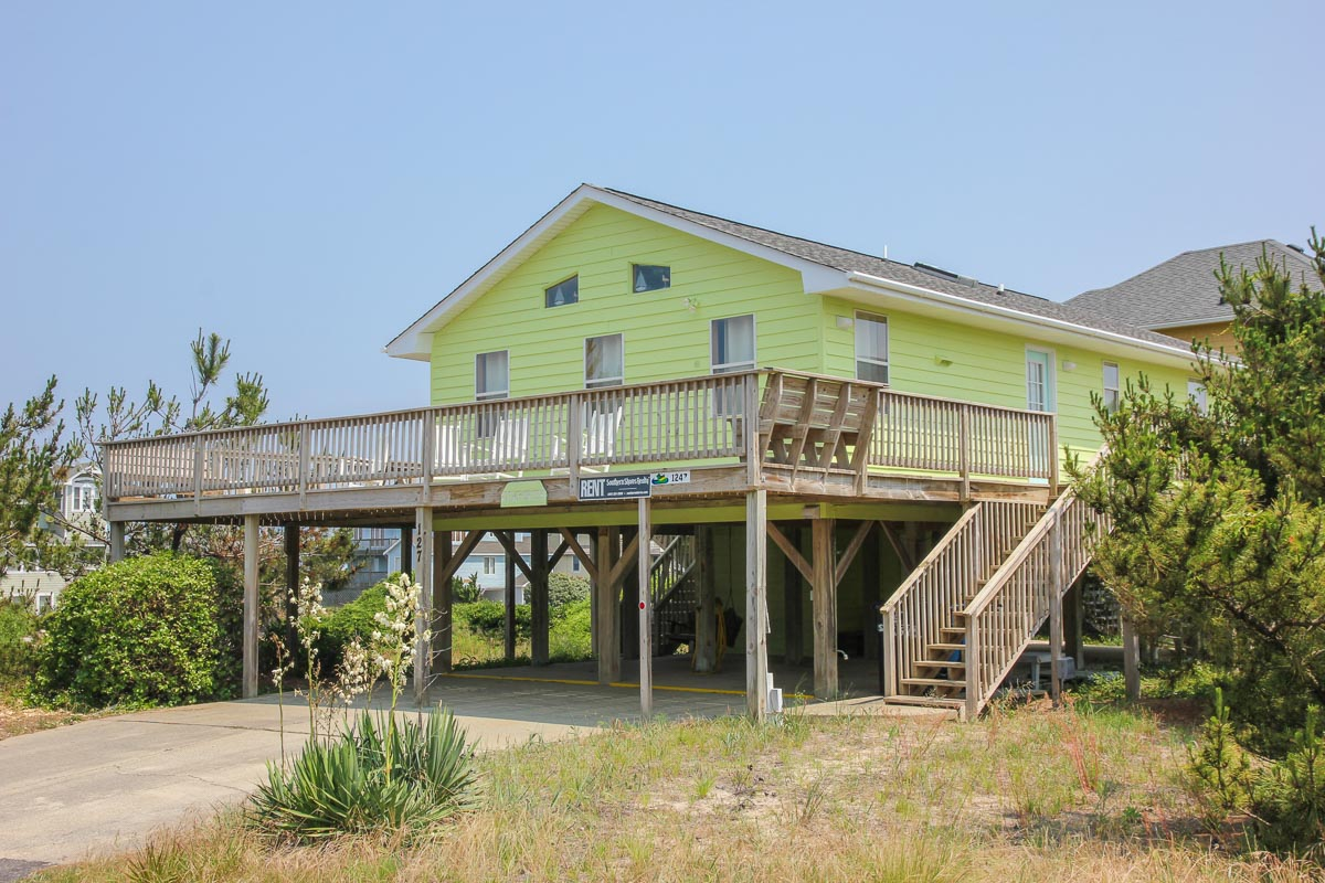 Outer Banks Vacation Rentals - 1247 - BAUMSHELL