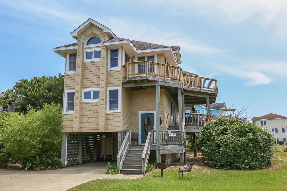 Outer Banks Vacation Rentals - 0306 - CARPE DIEM