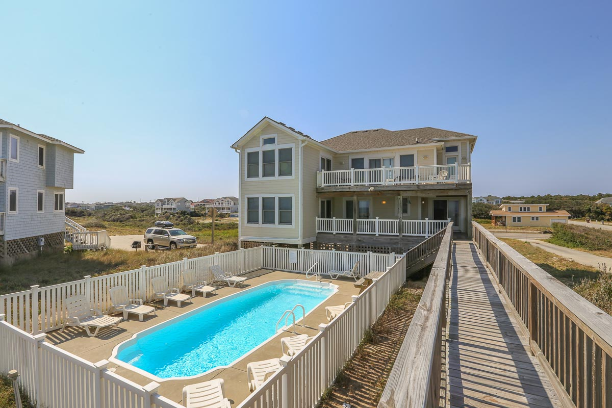 Outer Banks Vacation Rentals - 0915 - BLUE MARLIN I