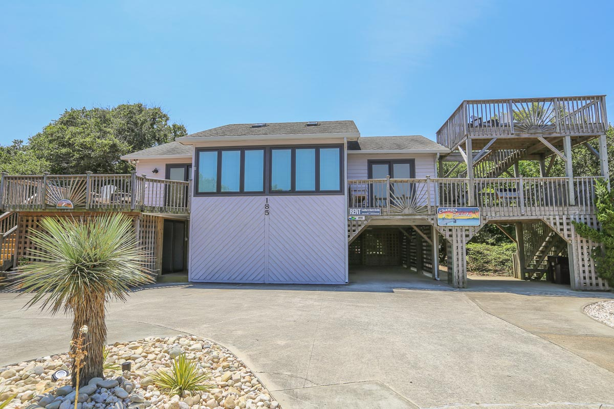 Outer Banks Vacation Rentals - 0498 - CHANGES IN LATITUDES