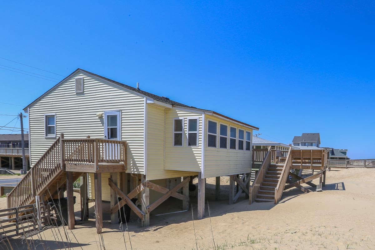Cozy Cottage | Oceanfront Rentals | Outer Banks Vacation ...