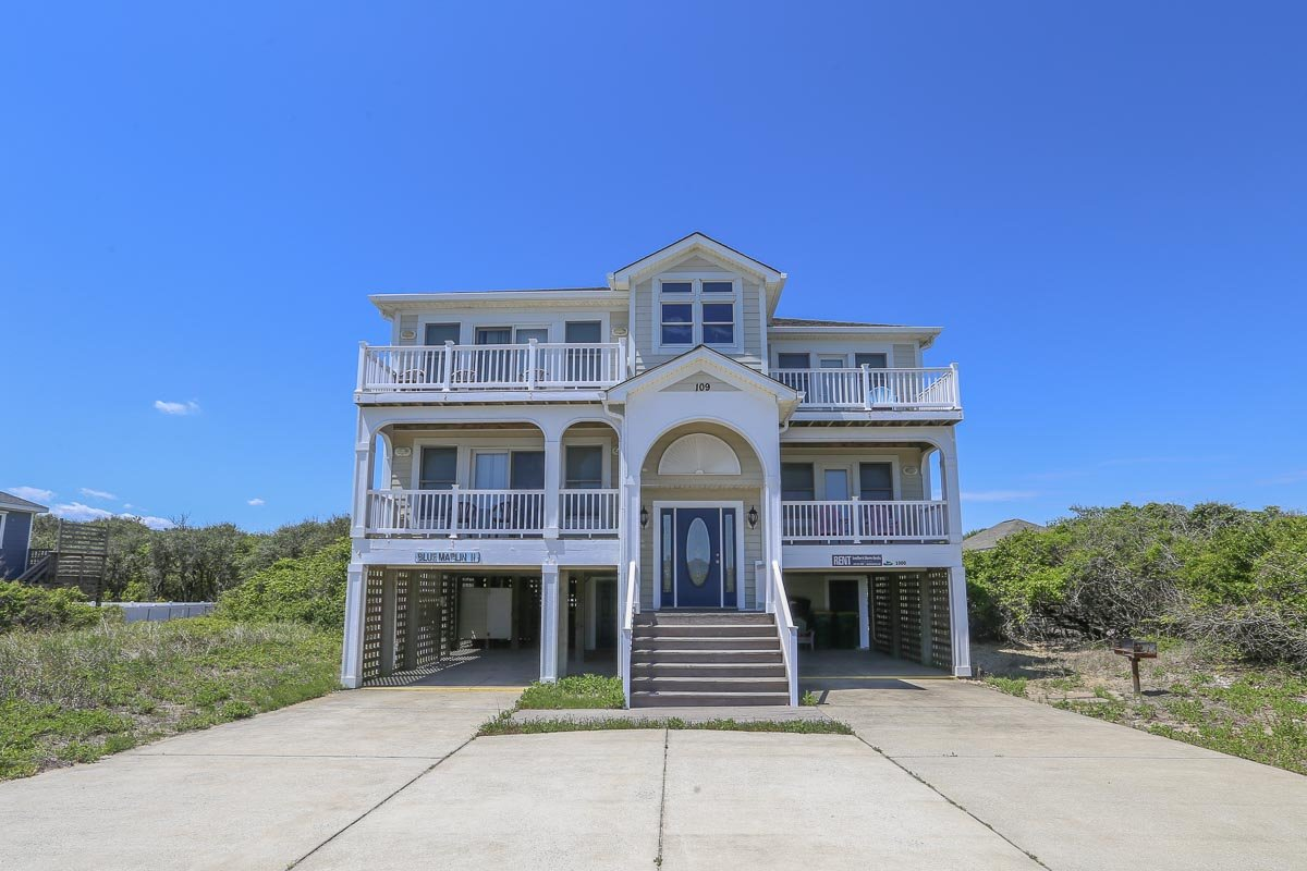 Outer Banks Vacation Rentals - 1000 - BLUE MARLIN II