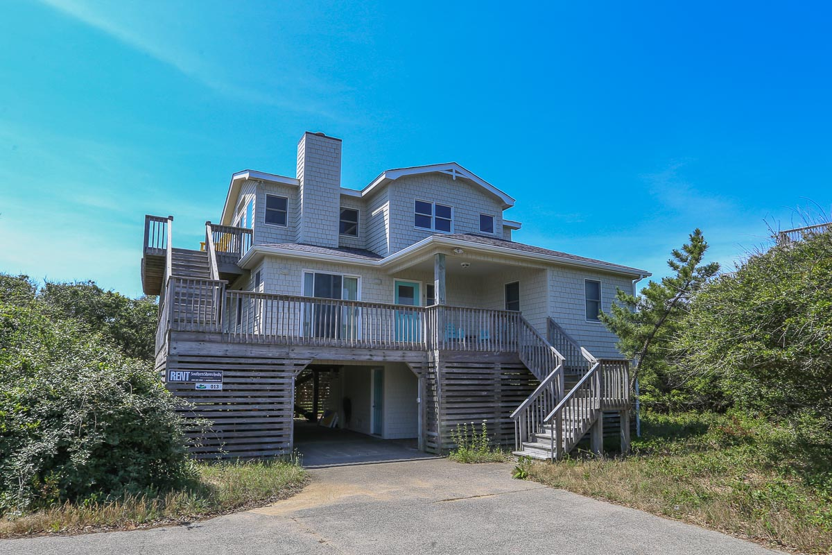 Outer Banks Vacation Rentals - 0013 - COTTLE COTTAGE