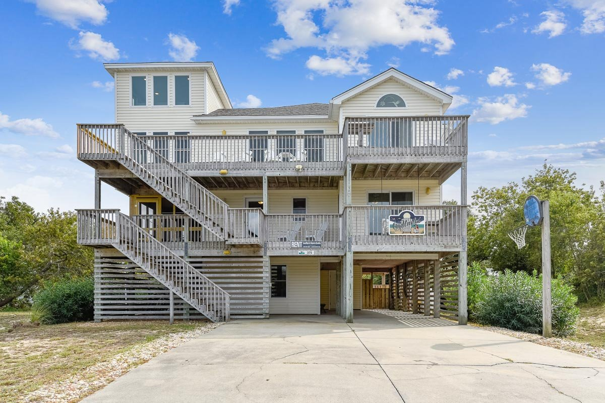 Outer Banks Vacation Rentals - 0375 - CHIPWRECKED