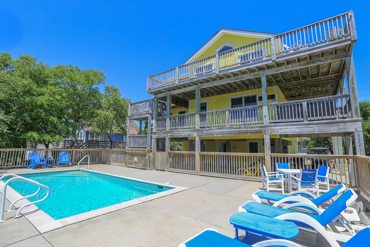 Outer Banks Vacation Rentals - 0170 - DUNES CREST