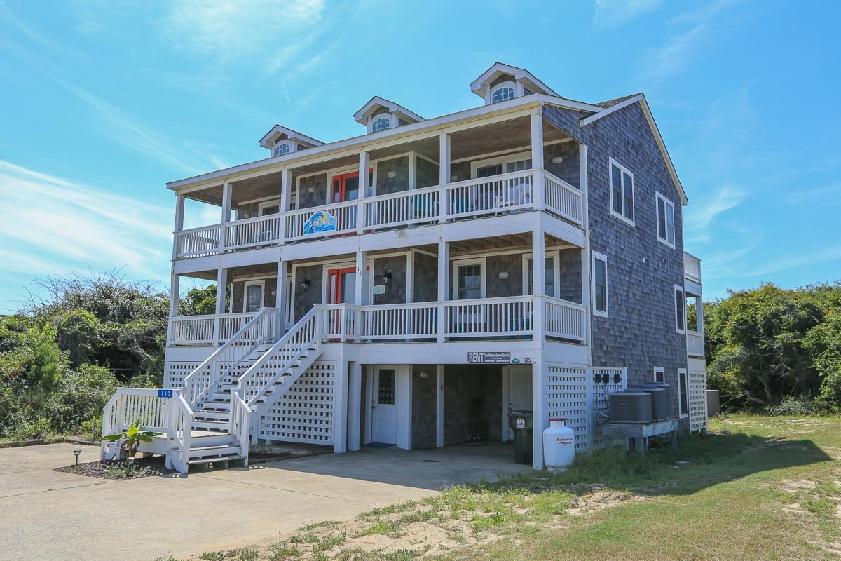 Outer Banks Vacation Rentals - 0685 - SHORE THING