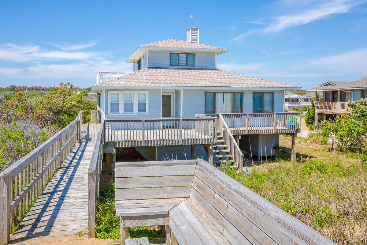 Outer Banks Vacation Rentals - 0106 - KOHLER COTTAGE (formerly Loos)