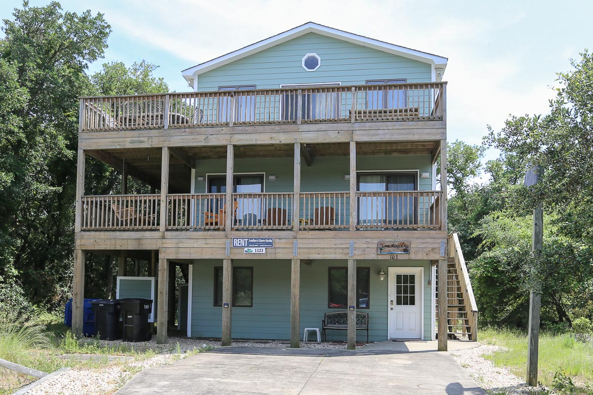 Outer Banks Vacation Rentals - 1123 - LOVE N DUCK