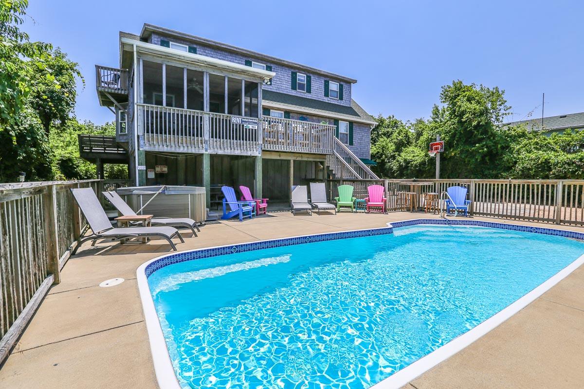 Outer Banks Vacation Rentals - 0953 - MAISON DE MER