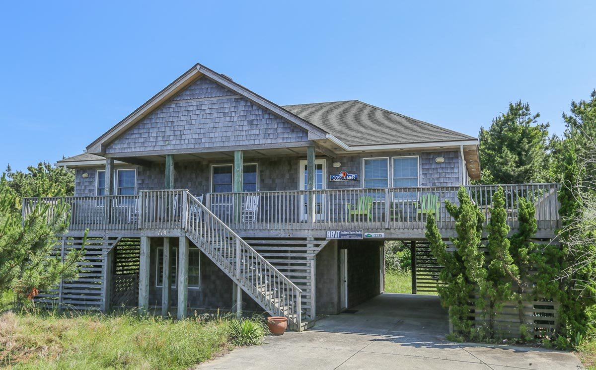 Outer Banks Vacation Rentals - 1135 - GOSS-A-MER