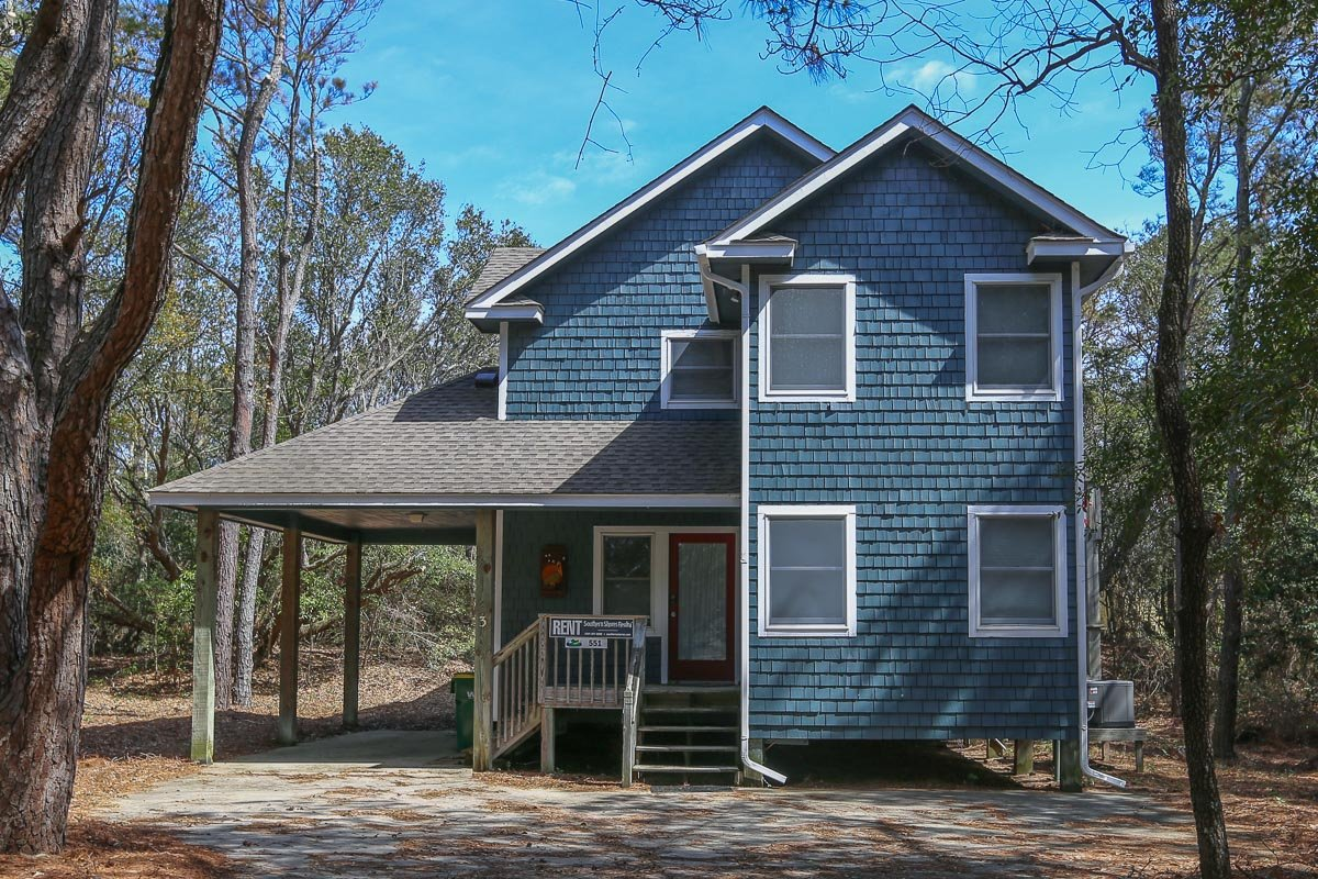 Outer Banks Vacation Rentals - 0551 - MARITIME LURE