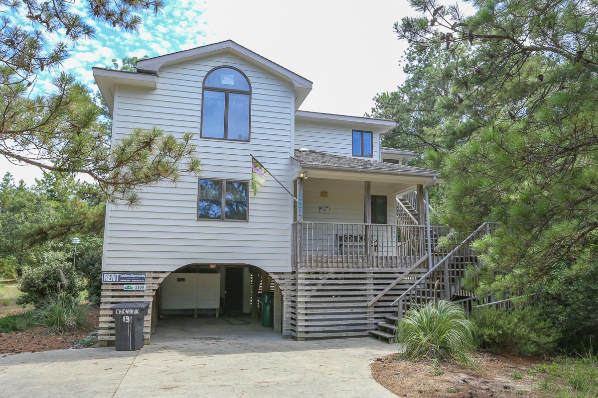 Outer Banks Vacation Rentals - 1168 - HAPPYTAUK