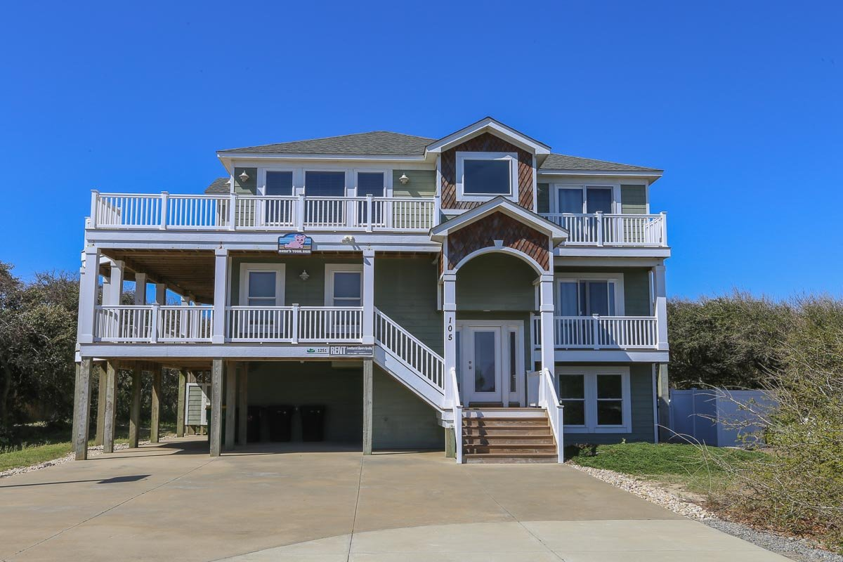Outer Banks Vacation Rentals - 1251 - HERES YOUR SIGN