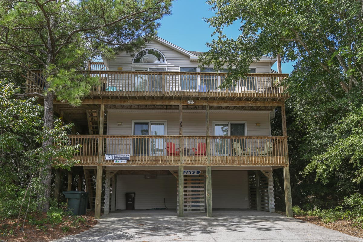 Outer Banks Vacation Rentals - 0550 - J AND V 3