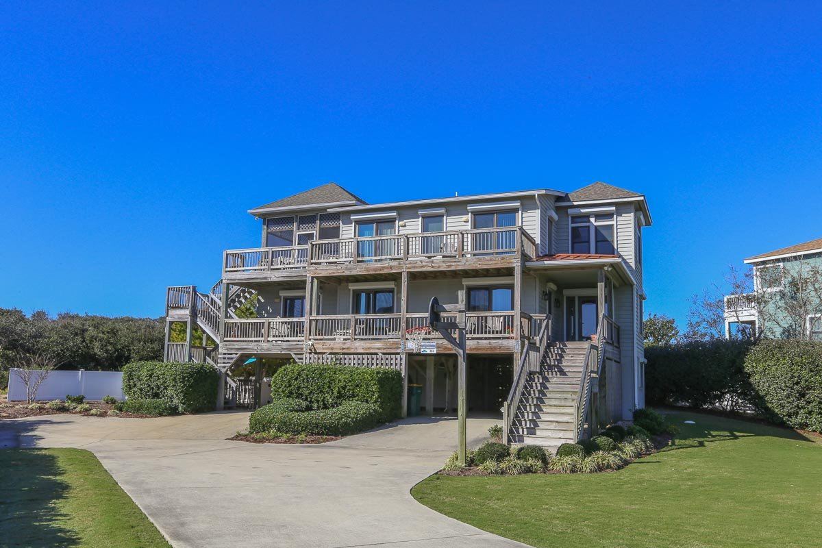 Outer Banks Vacation Rentals - 0484 - GRAHAM