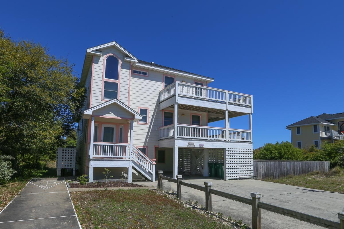 Outer Banks Vacation Rentals - 0969 - JUST PEACHY