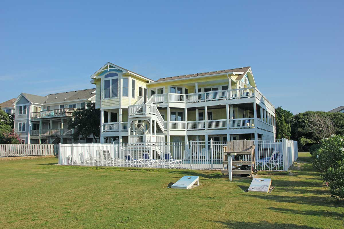 Outer Banks Vacation Rentals - 0022 - LUCKY DUCK