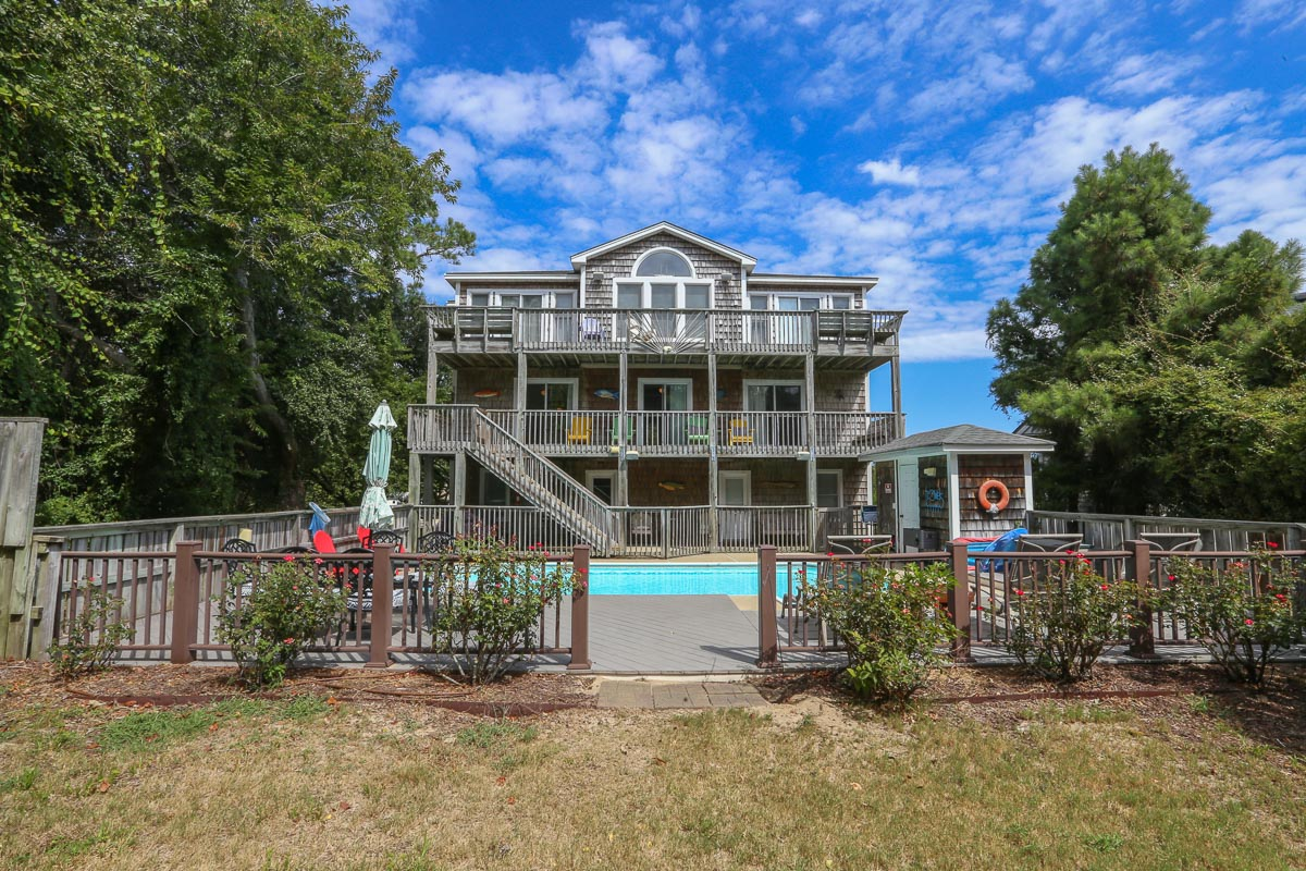 Outer Banks Vacation Rentals - 1074 - LIDDYS RETREAT