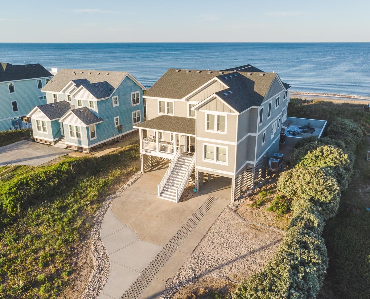 Outer Banks Vacation Rentals - 1024 - PALM VILLA