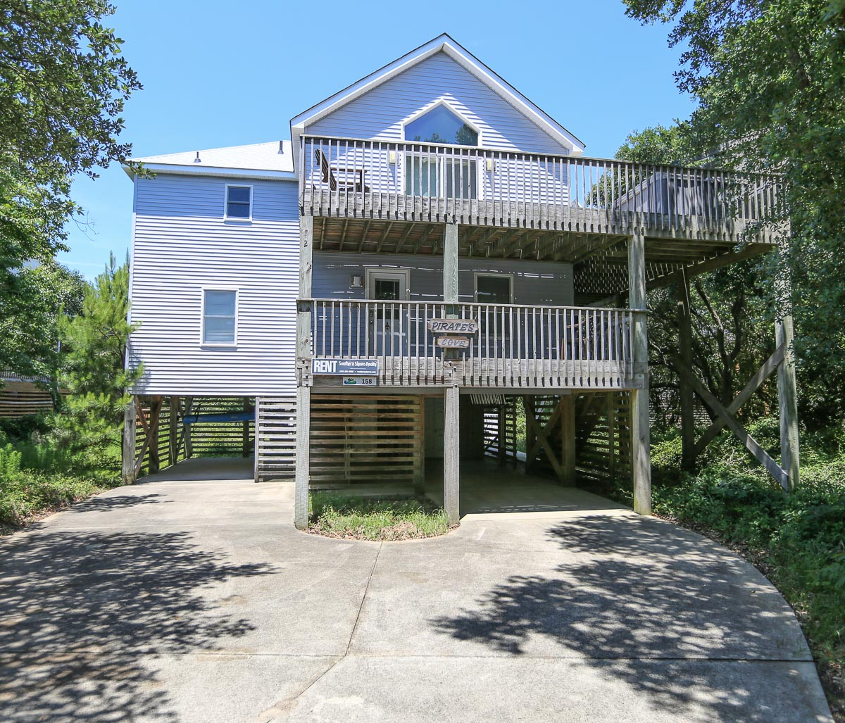 Outer Banks Vacation Rentals - 0158 - PIRATES COVE