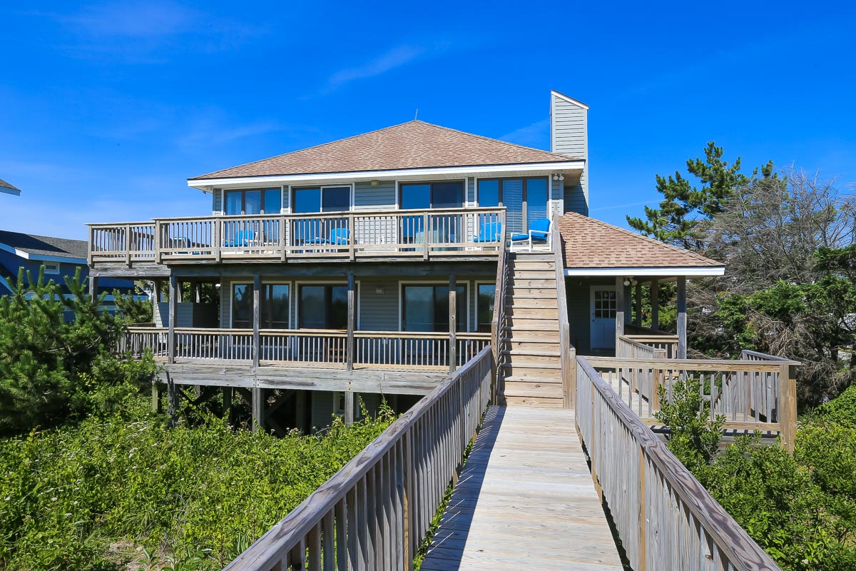 Outer Banks Vacation Rentals - 0640 - MONKEY BOTTOM