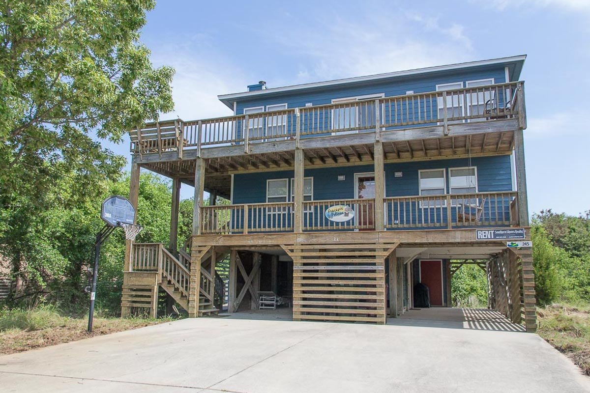 Outer Banks Vacation Rentals - 0245 - PEACEFUL PELICAN