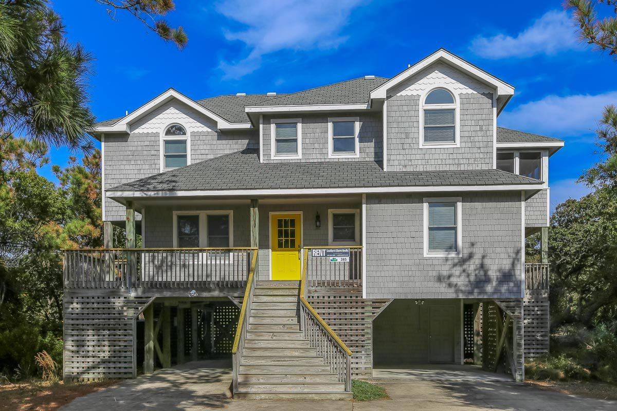 Outer Banks Vacation Rentals - 0385 - ONCE UPON A TIDE