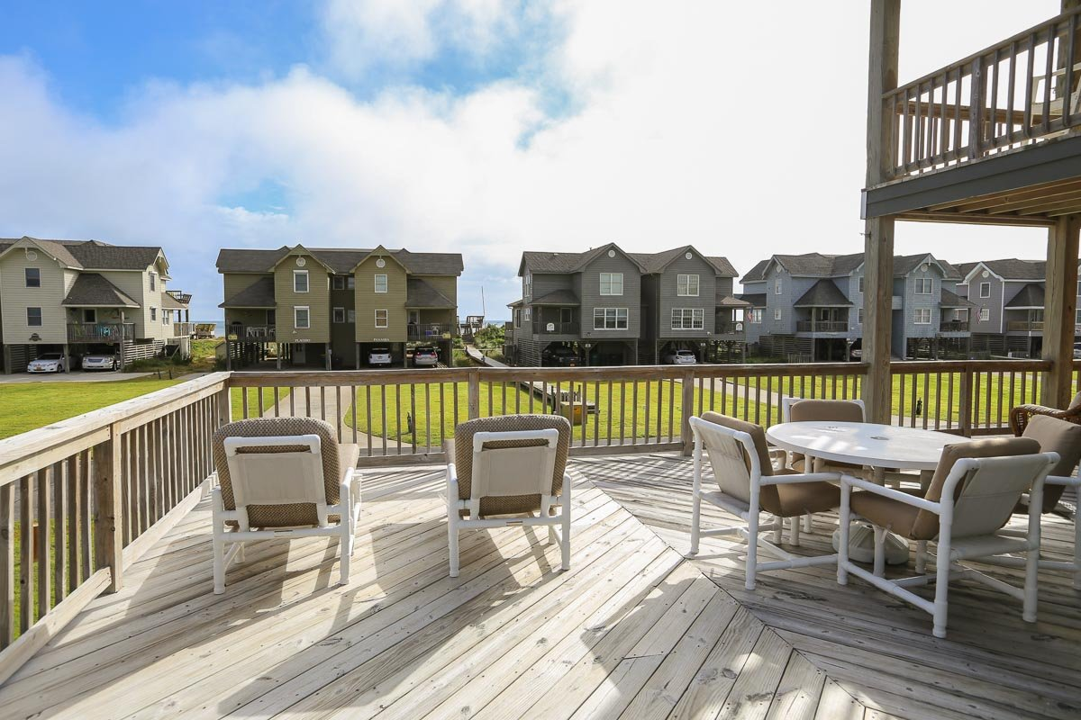 Outer Banks Vacation Rentals - 0546 - OCEAN NEST