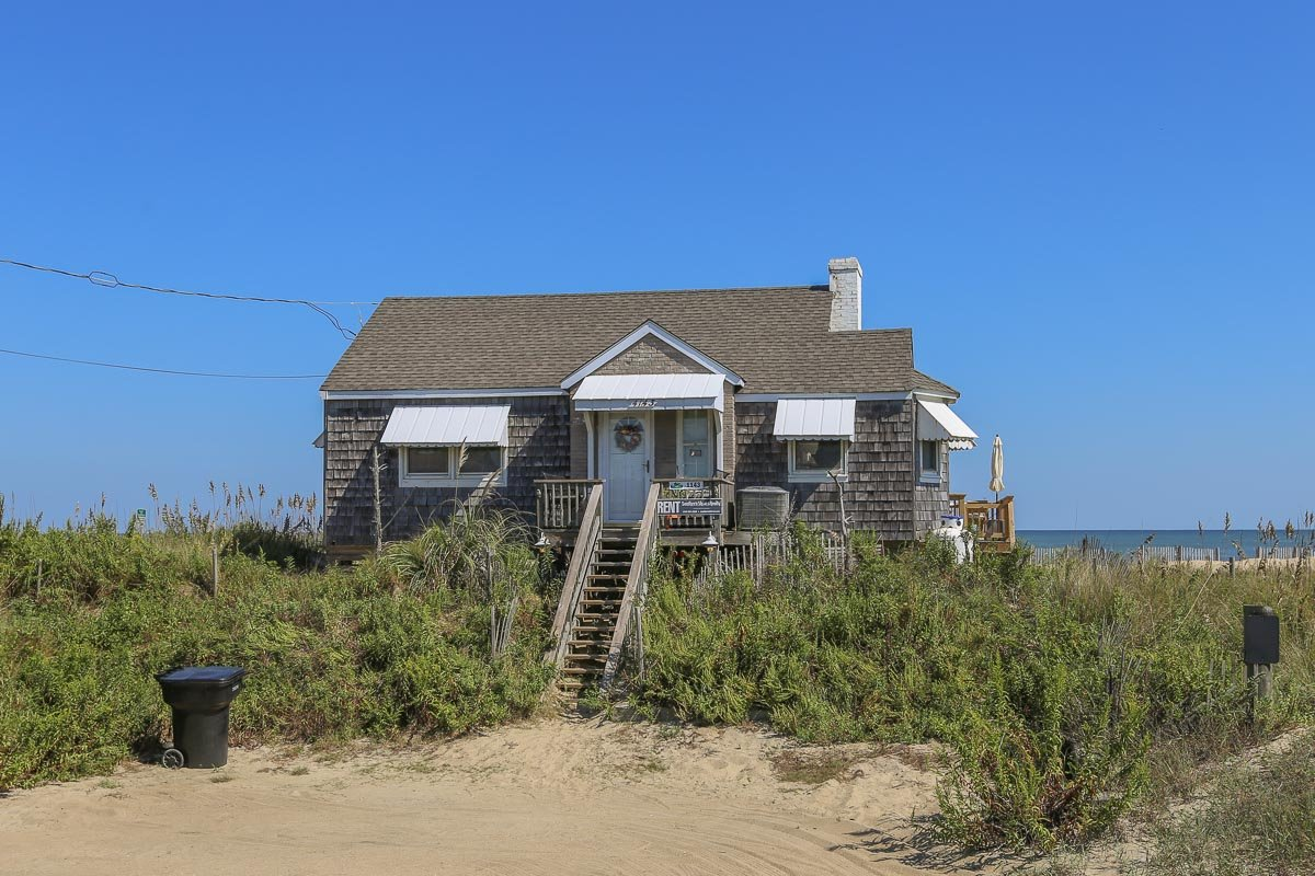Outer Banks Vacation Rentals - 1143 - RETREAT