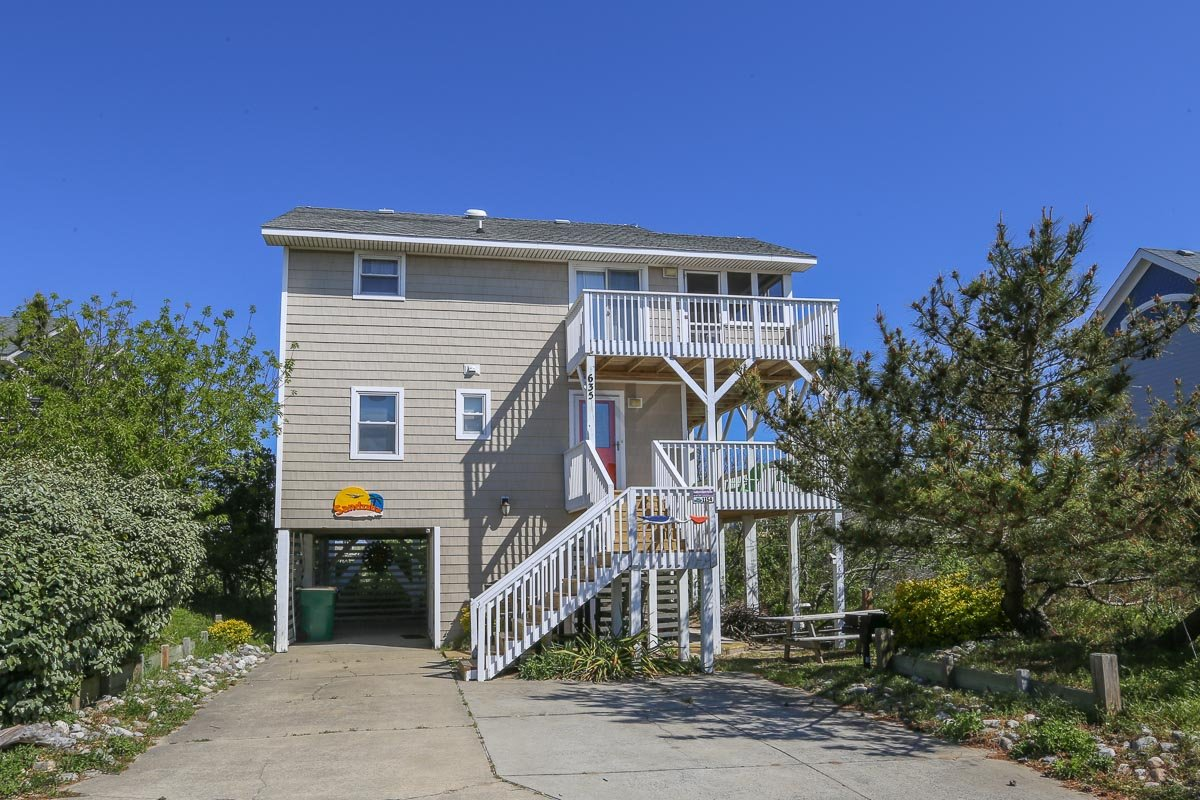 Outer Banks Vacation Rentals - 1154 - SANDZABAR