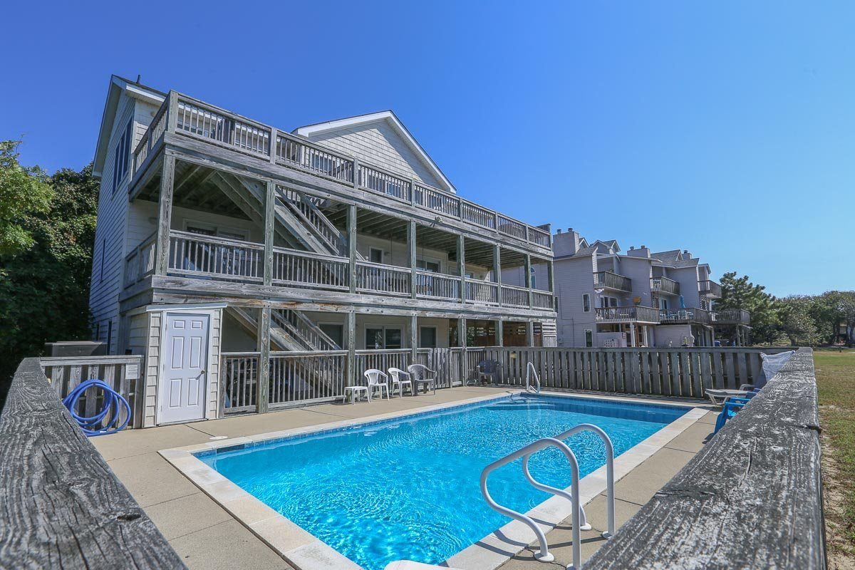 Outer Banks Vacation Rentals - 0447 - SANDY PAWS