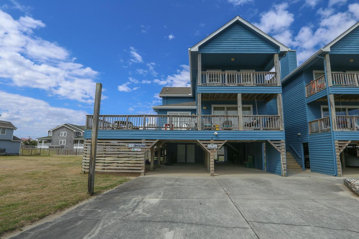 Outer Banks Vacation Rentals - 1127 - R ESCAPE