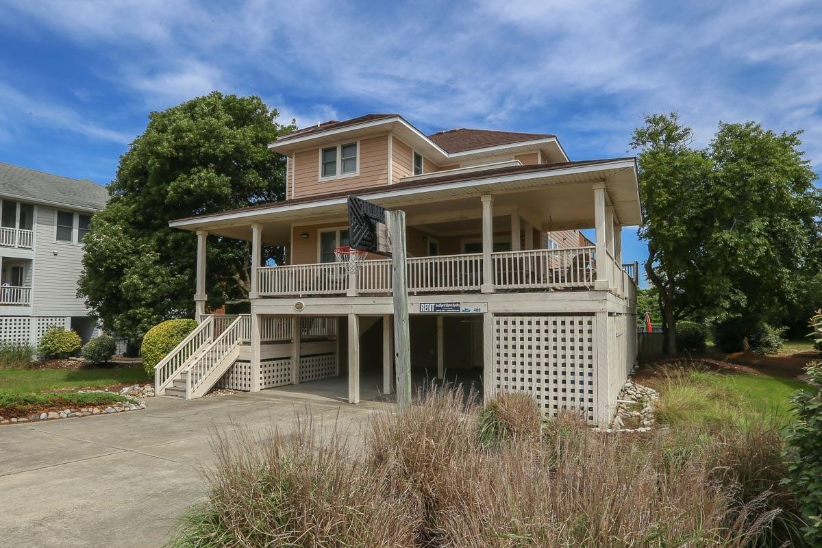 Outer Banks Vacation Rentals - 0488 - SEA ESCAPE