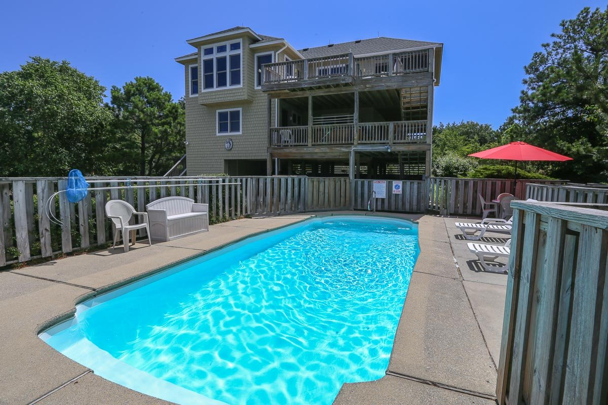 Outer Banks Vacation Rentals - 0603 - PIRATES PEAK