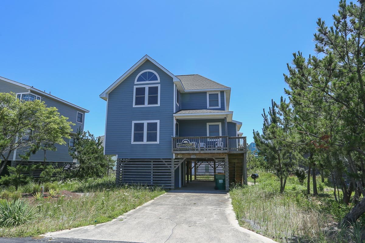 Outer Banks Vacation Rentals - 1038 - SAND CASTLE 1