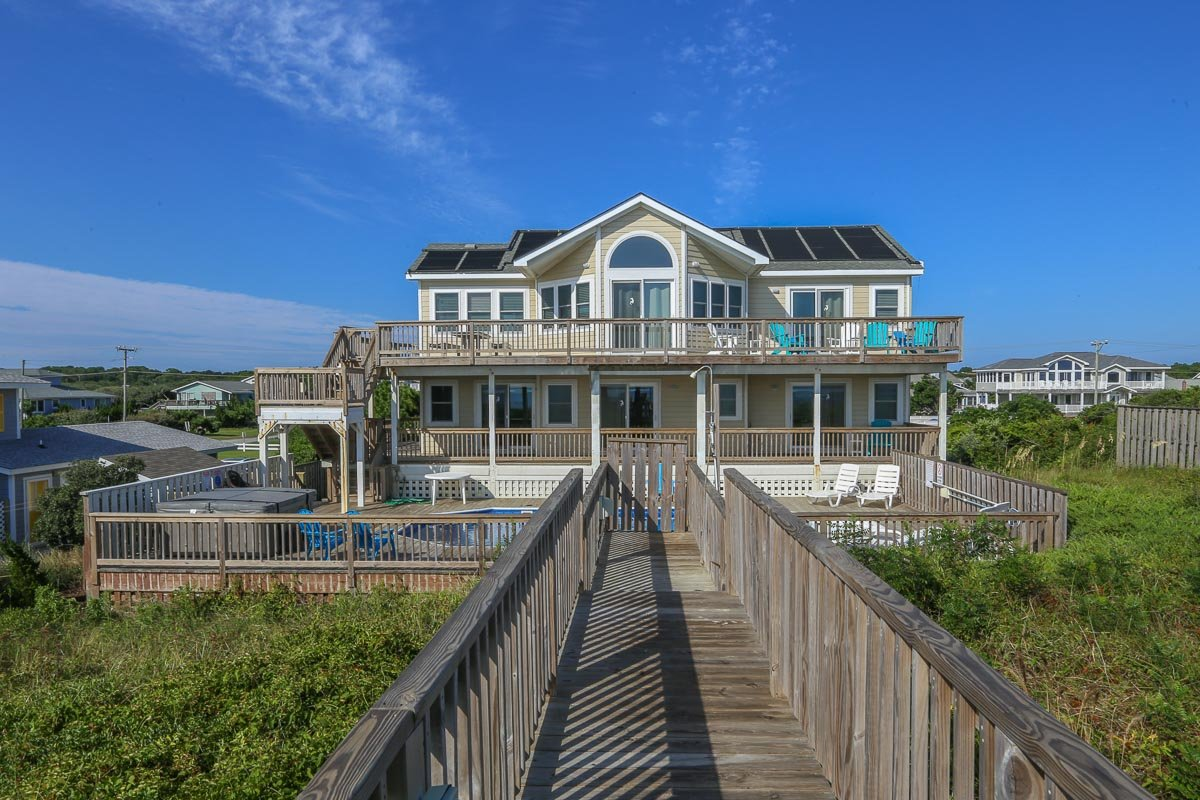 Outer Banks Vacation Rentals - 1294 - SEA FOR YOURSELF