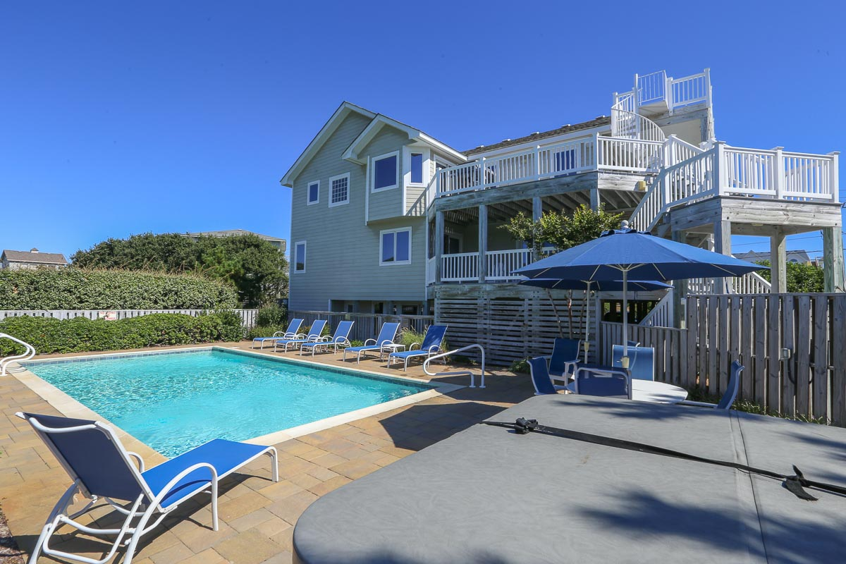 Outer Banks Vacation Rentals - 0522 - SEA AND EASE