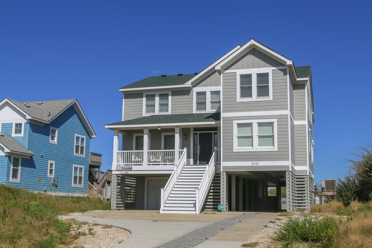 Outer Banks Vacation Rentals - 1024 - PALM VILLA