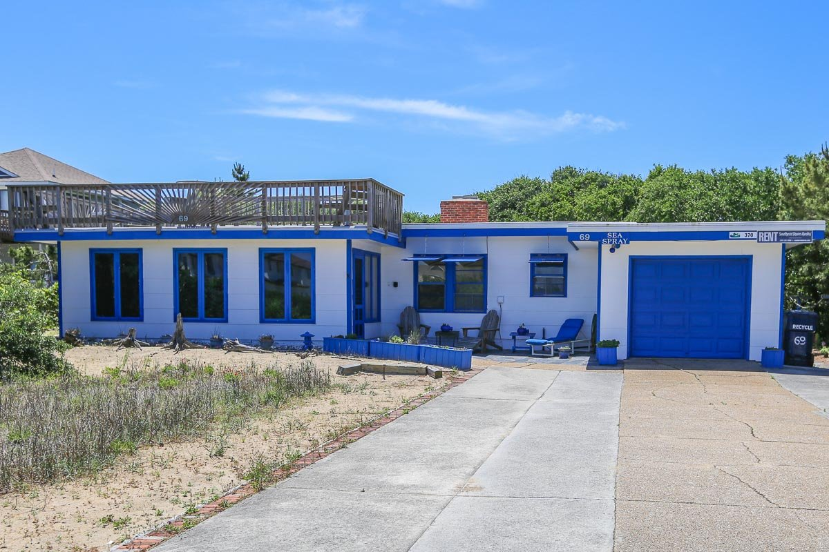 Outer Banks Vacation Rentals - 0370 - SEA SPRAY