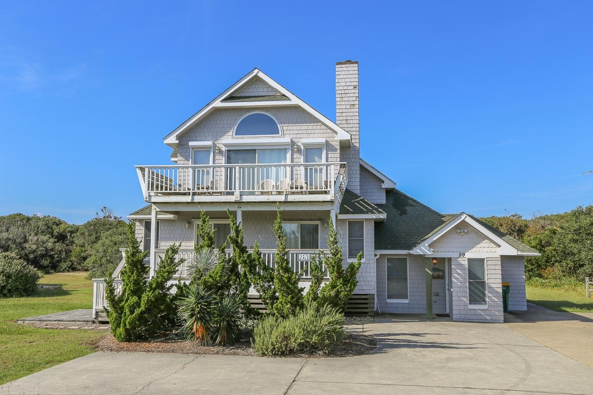 Outer Banks Vacation Rentals - 0474 - SEA SPIRIT